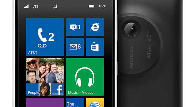 Nokia Lumia 1020 Camera Phone Preview