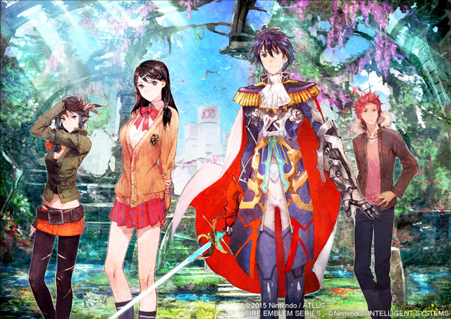 Nintendo Announces Not Just One, But 2 Fire Emblem Games at E3 2015
