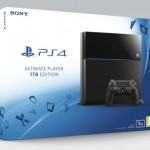 Sony PS4 Ultimate Player Edition with 1TB Harddrive Is Coming Soon