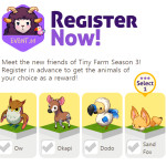 Tiny Farm: Season 3 Pre-Register Now for Exclusive Pet of Your Choice!