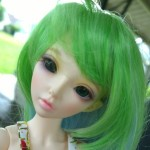Fairyland Minifee Celine ABJD Asian Balljointed Doll Review