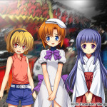 Higurashi Chapter 2 Watanagashi Preorder Now Live. Game Launches Friday the 13th.