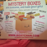 Boxychan Anime Box – June Unboxing Photos and Review – Monthly Subscription Box for Anime and Manga Fans