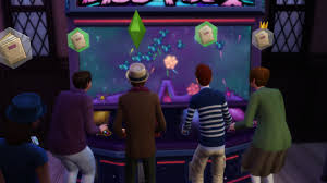 Sims 4 CC (Custom Content) to Create Your Own Casino