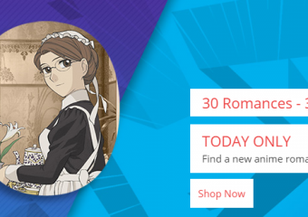 Today (6/30/17) Only – 30 Romance Manga and Anime 30% Off at RightStuf International