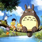 My Neighbor Totoro Ghiblifest 2017 Anime Movie Review