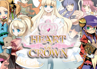 Heart of Crown Boardgame and PC Videogame Review