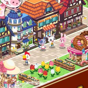 Gree Animal Days Mobile Game Graveyard Review
