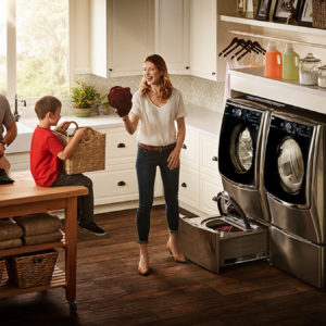 LG Appliances Twin Wash and SideKick System Review
