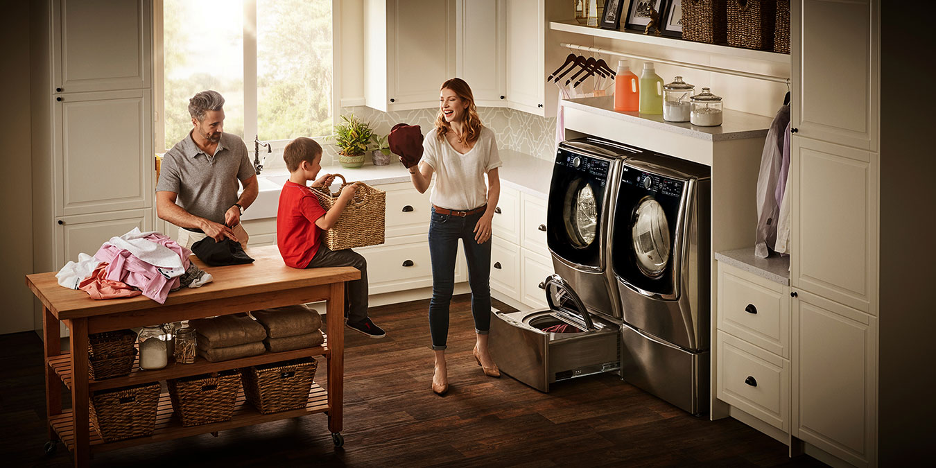 LG Twin Wash Laundry System Review