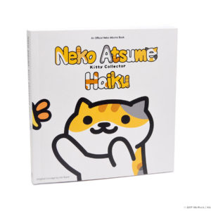 Viz Neko Atsume Kitty Collector Haiku Seasons of the Kitty Book Review