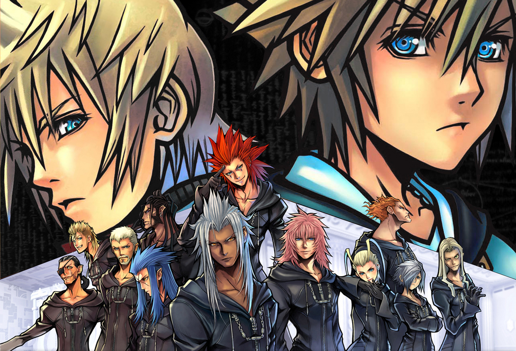 Kingdom Hearts 2.8 Final Chapter Tokyo Gameshow 2015