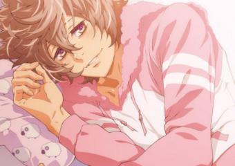 Pillow Boys Anime Review Makura no Danshi